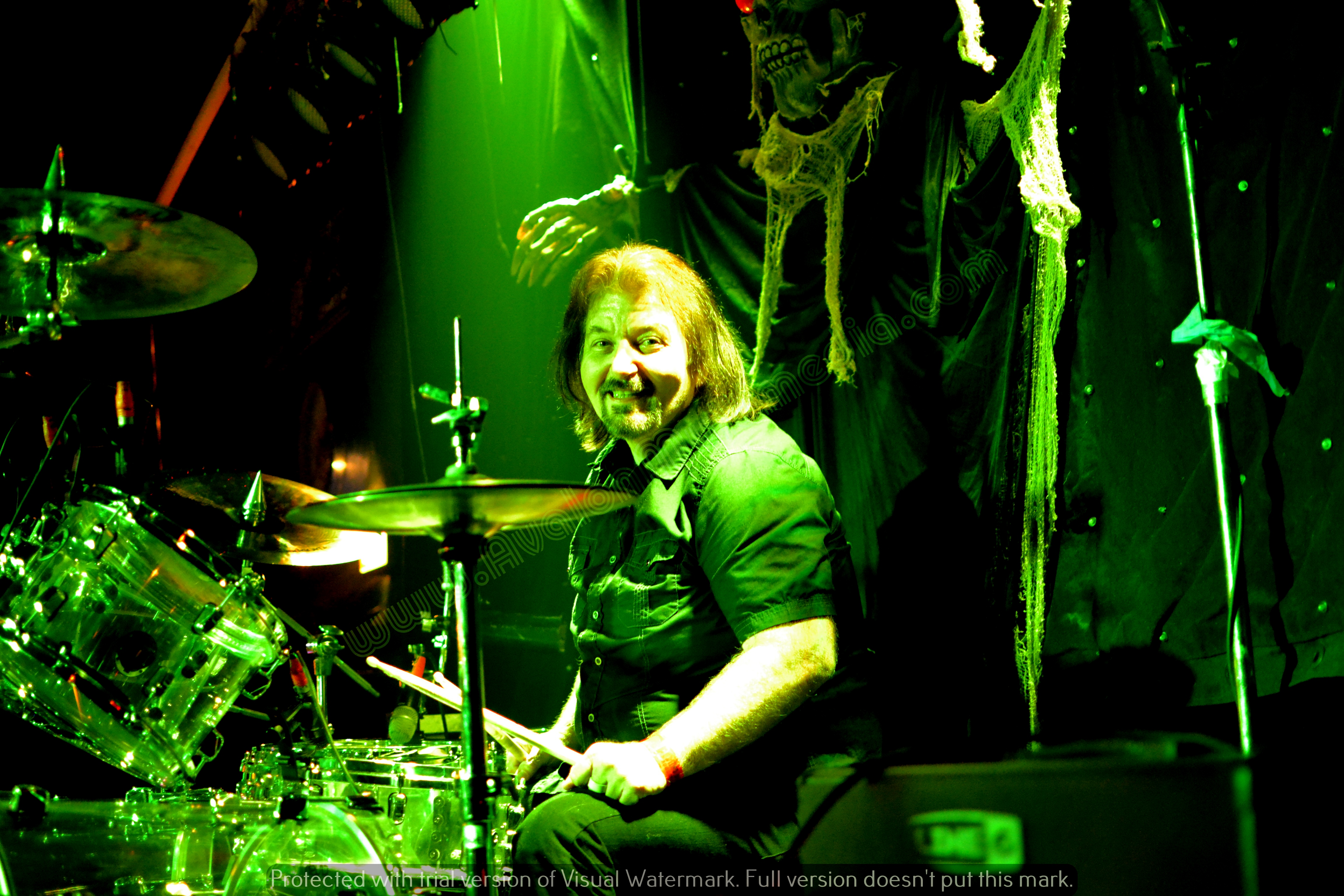 Danny White of ASKA