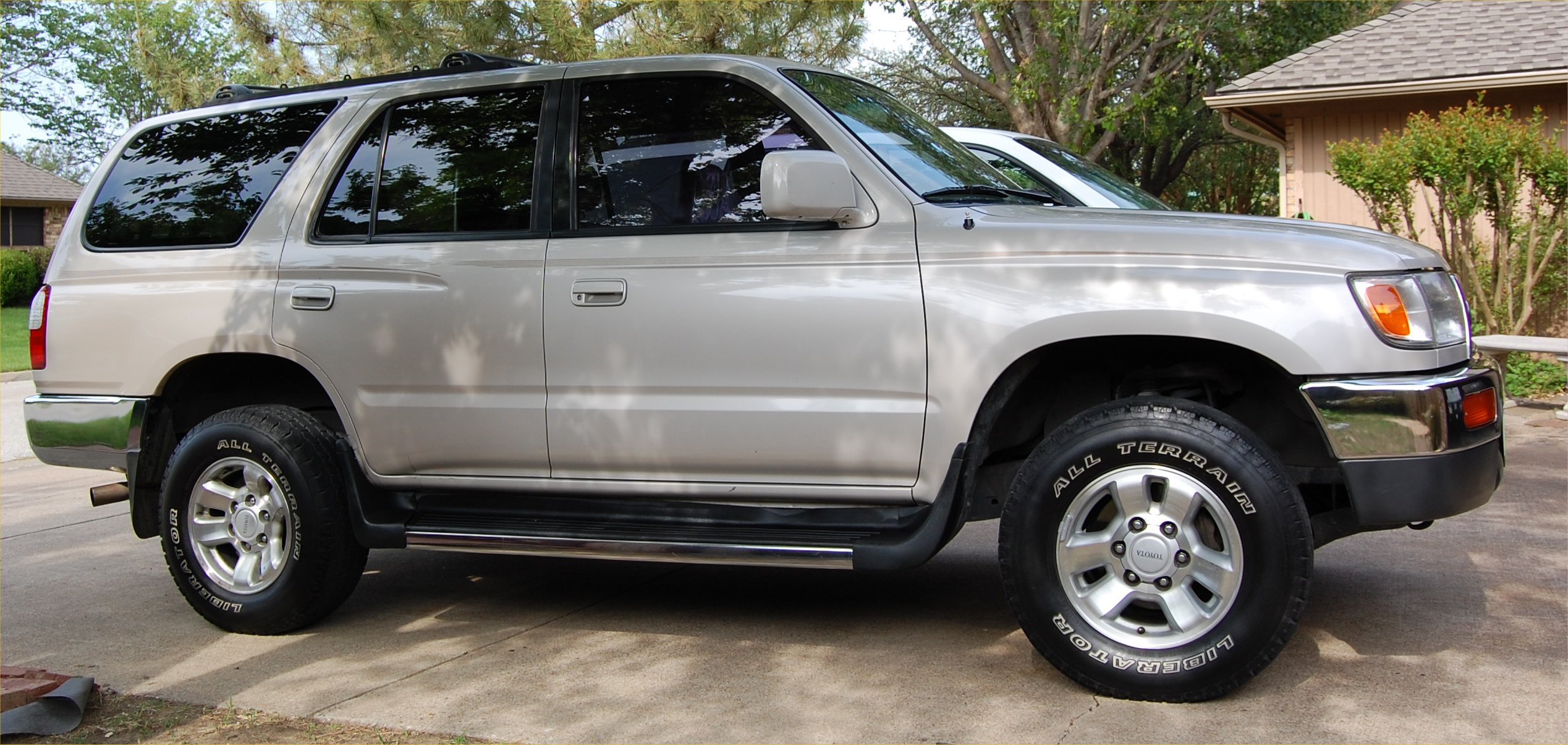 Jims old Toyota 4Runner