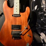 charvel with darth vader
