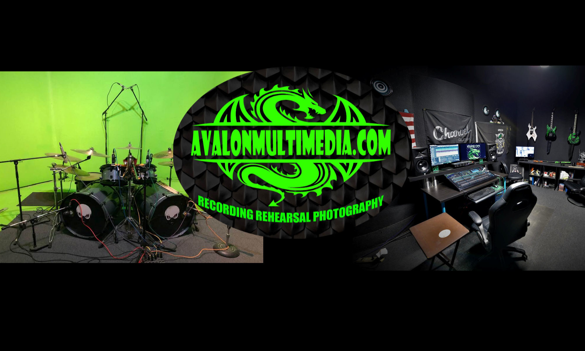 Avalon Rehearsal & Recording Studio